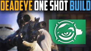 The Division   Classified DeadEye ONE Shot Sniper Build   Patch 1.7