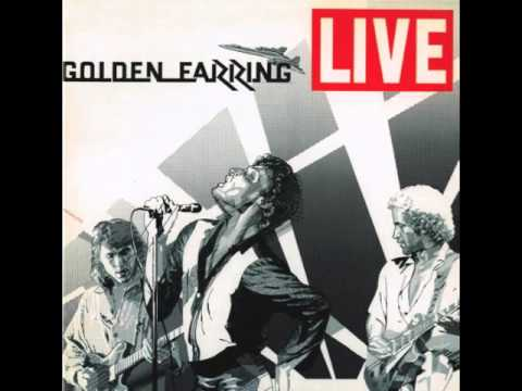 GOLDEN EARRING - JUST LIKE VINCE TAYLOR LIVE 1977 - vinyl
