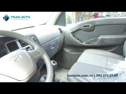 Xe tải đông lạnh Hyundai Porter 150H tại Tran Auto