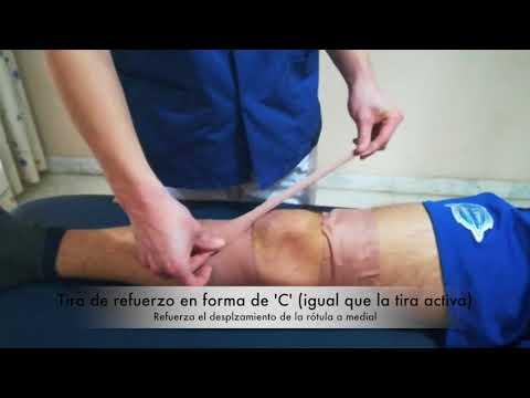 Ungüento anti-inflamatorio para las articulaciones de la rodilla