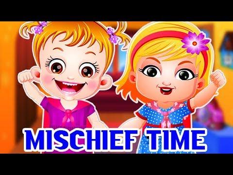 Video of Baby Hazel Mischief Time