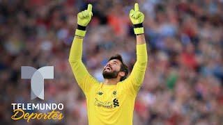 Es prácticamente imposible anotarle a Liverpool en Anfield | Premier League | Telemundo Deportes