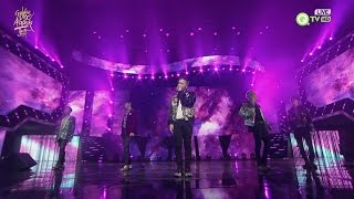 BIGBANG - 'LOSER' + '맨정신(SOBER)' in 2016 Golden Disc Awards