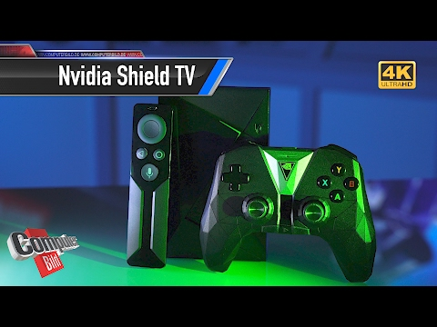 NVIDIA Shield TV im Test