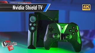 Streaming-Box: Nvidia Shield TV im Test