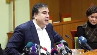 Каша во рту у Саакашвили: в Сети не смогли разобрать речь губернатора