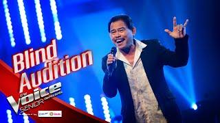 อาต๊อด - Just Once - Blind Auditions - The Voice Senior Thailand - 24 Feb 2020