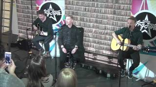 """Argovia Private Session mit Ronan Keating """"Let Me Love You"""""""