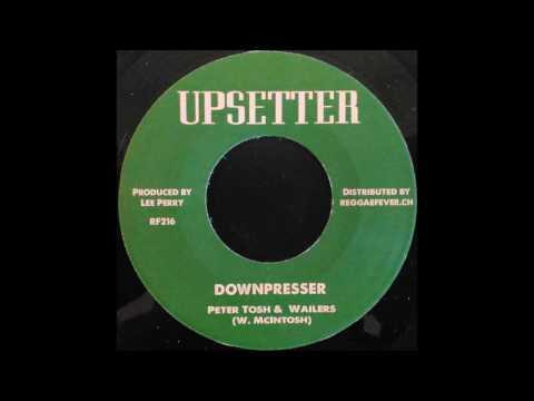 PETER TOSH & THE WAILERS – Downpresser [1971]