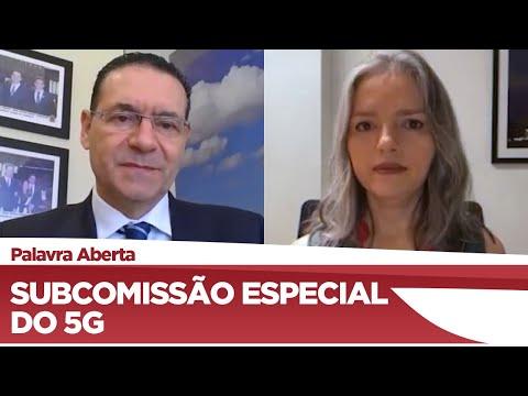 Vitor Lippi: Subcomissão vai continuar os trabalhos após edital do leilão do 5G - 07/10/21