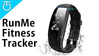 Cheap FitBit Alternative - RunMe Fitness Tracker Review