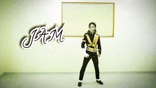 Akira Jackson Jam dangerous tour Michael Jackson impersonator