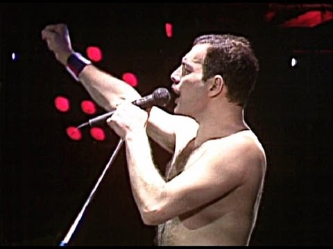 Queen - Radio Ga Ga 1986 Live Video Sound HQ