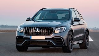 Mercedes GLC 63 S 4MATIC 2018 - Interior and exterior
