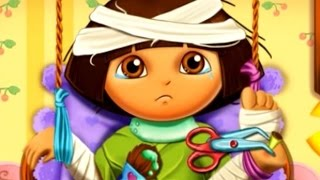 Dora the Explorer Hospital Recovery - Episodes For Children Cartoon Movie Game New 2015