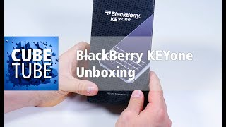 BlackBerry KEYone Unboxing (deutsch HD)