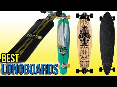 10 Best Longboards 2016