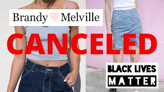 the end of Brandy Melville