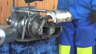 Лодочный водомет схема водомета
