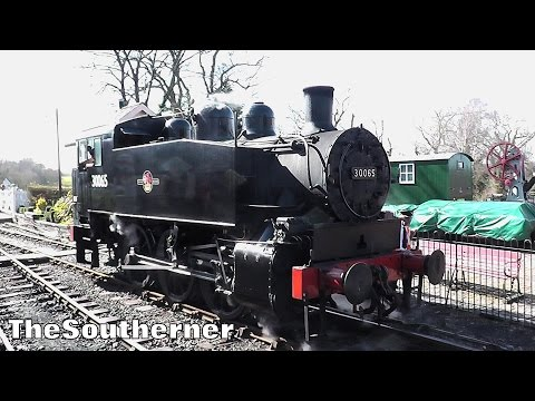 A visit to the Kent & East Sussex Railway 29th march 2016