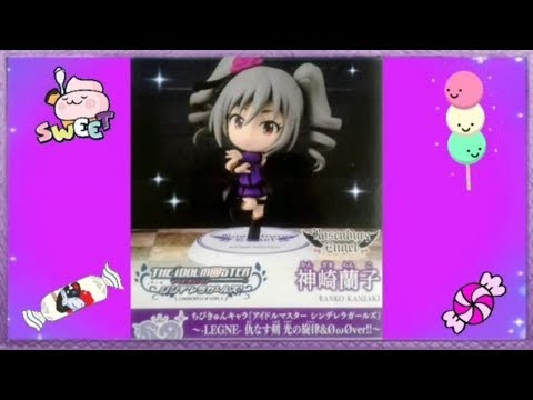Ranko Kanzaki Figure Unboxing & Japanese Candy