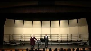 Simon Estes Concert at Waukee High School