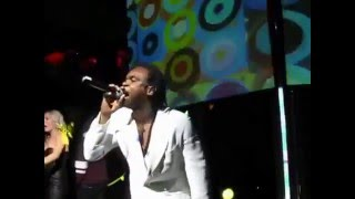 Dr  Alban  3  This Time I'm Free Live 25 09 2010 @ MTP Poznań, Poland