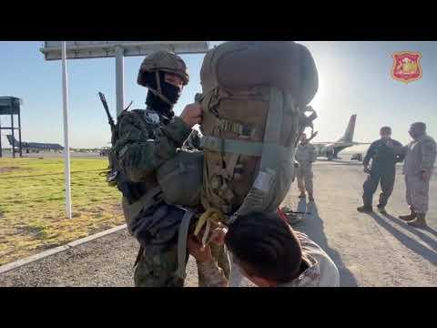 Escuela de de Paracaidistas y Fuerzas Especiales del Ejército de Chile