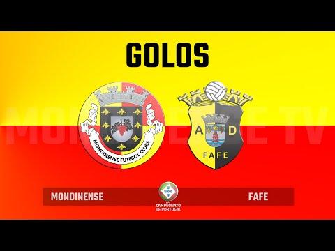 GOLOS | MONDINENSE FC - AD FAFE