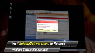 How to Remove Windows Custom Management Video