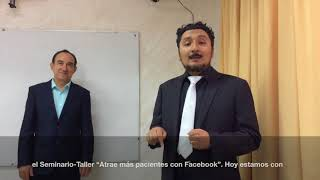 Atraer más pacientes con Facebook – Dr. Raúl Pita