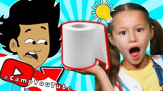 Kid DIY Crafts! Fun Recycling Gift Ideas for Kids Christmas