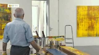 Gerhard Richter Painting: Ein Dokumentarfilm über Den Deutschen Künstler   Euromaxx