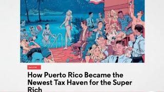 How Puerto Rico
