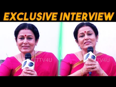 Sabitha Anand Actress Exclusive Int ..