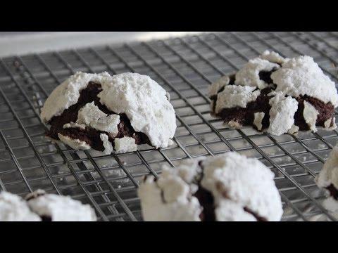 Chocolate Snowcap Cookies – Classic Holiday Cookie Recipe