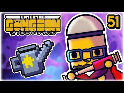 360 No Spout | Part 51 | Let's Play: Enter the Gungeon: Farewell to Arms | PC Gameplay