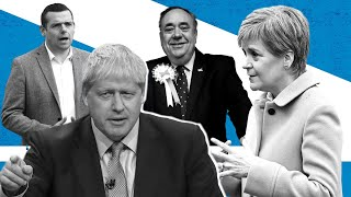 video: Watch: Why the SNP results are still a problem for Boris Johnson despite no overall majority