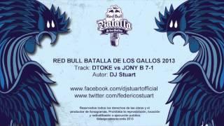 DJ Stuart - Beats Batalla De Los Gallos 2013 (Batallas 5 a 7 + Bonus)