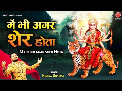 और दुनिया केहती देखो माँ का शेर जा रहा