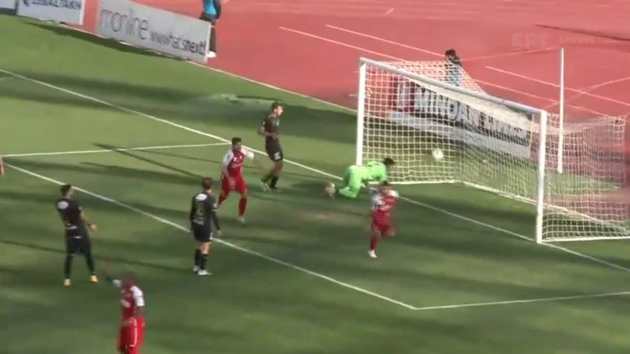 Super League 2 | Εργοτέλης – Χανιά: Με buzzer το 0-1 ο Δημητριάδης στο 90+3′ | 17/03/21 | ΕΡΤ