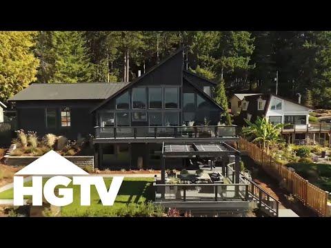 HGTV Dream Home 2018 Aerial View