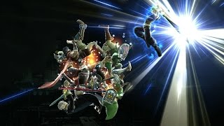 7 Characters Trapped into Every Final Smashes   Super Smash Bros. for Wii U
