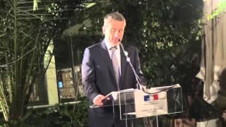 Εκδόσεις ΨΥΧΟΓΙΟΣ - Ο  Δ.Στεφανάκης αναγορεύεται Ιππότης Γραμμάτων & Τεχνών του Γαλλικού Κράτους