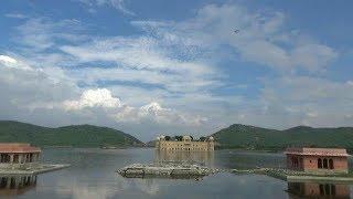 पानी के अन्दर के महल का रहस्य : जल महल :Jal Mahal , Jaipur ,Rajasthan Tourism, India