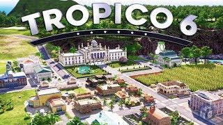Tropico 6  - Эпоха мировых войн! #2
