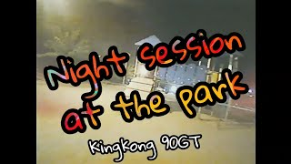 Night session at the park [FPV Freestyle]