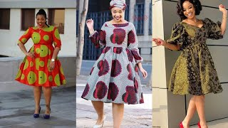 2020 AFRICAN FASHION DRESSES: LATEST RADIANT, URBAN & MAGNIFICENT #AFRICAN PRINT DRESSES FOR SLAYERS