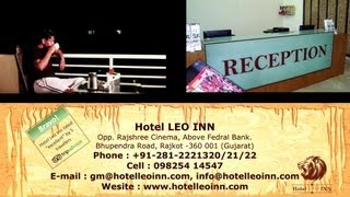 preview picture of video 'Hotel Leo Inn Rajkot'