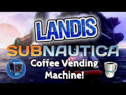 Coffee Vending Machine - Subnautica Guides (ZP)